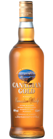 Canadian Gold Whisky 80@